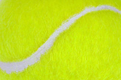 De balclose-up van het tennis Royalty-vrije Stock Fotografie