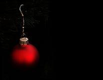 De baldecoratie van Kerstmis stock foto's