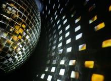 De baleffect van de disco stock afbeelding