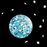 De balillustratie van de disco Royalty-vrije Stock Foto's