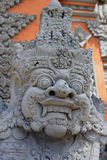 De Balinese Beeldhouwwerken van de God Royalty-vrije Stock Foto