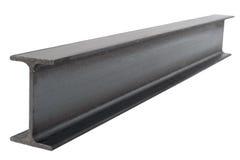 De balk van het staal Stock Afbeeldingen