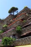 De balkons. Stock Fotografie