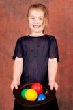 De ballen van Colorfull Stock Foto's