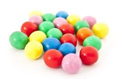 De ballen van de gom Royalty-vrije Stock Foto's
