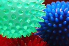 De Ballen van de massage stock foto