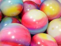 De ballen van de oefening Stock Fotografie