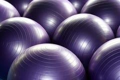 De ballen van de oefening Royalty-vrije Stock Foto