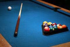 De ballen van de pool Stock Afbeelding