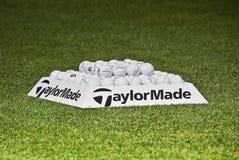 De Ballen van de praktijk - Taylormade Stock Afbeelding