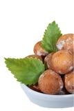 De ballen van doughnuts Royalty-vrije Stock Afbeeldingen