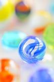 De ballen van het glas Royalty-vrije Stock Afbeelding