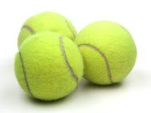 De ballen van het tennis Stock Fotografie
