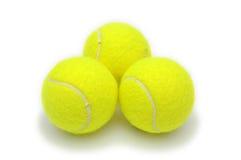 De Ballen van het tennis Royalty-vrije Stock Foto