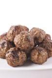 De Ballen van het vlees Royalty-vrije Stock Afbeelding