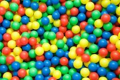 De ballenachtergrond van de kleur Royalty-vrije Stock Foto