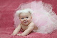 De ballerina van de baby Stock Afbeeldingen