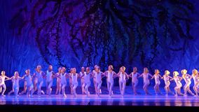 De balletparels tonen stock videobeelden
