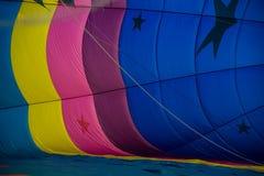 2013 de Ballon en de Wijnfestival van Temecula Stock Foto's