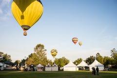 2013 de Ballon en de Wijnfestival van Temecula Royalty-vrije Stock Foto's
