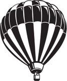 De Ballon van de hete Lucht royalty-vrije illustratie