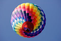 De Ballon van de hete Lucht Stock Afbeeldingen