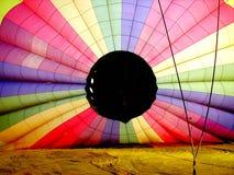 De Ballon van de hete Lucht Royalty-vrije Stock Afbeeldingen