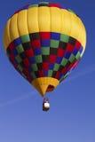 De Ballon van de hete Lucht over Arizona royalty-vrije stock afbeeldingen