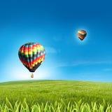 De ballon van de lucht Stock Foto