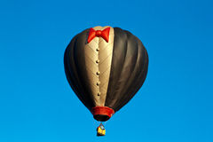 De Ballon van de smoking Hete Lucht Royalty-vrije Stock Fotografie