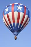 De Ballon van de vrijheid Royalty-vrije Stock Foto's