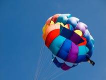 De ballon van Parasailing Royalty-vrije Stock Foto