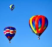 De Ballonfestival van Albuquerque in New Mexico Royalty-vrije Stock Foto