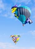 De Ballonfiesta van Albuquerque Royalty-vrije Stock Fotografie