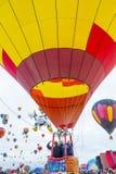 De Ballonfiesta van Albuquerque Royalty-vrije Stock Afbeelding