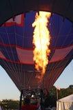 De Ballons van de hete Lucht Stock Afbeeldingen