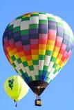 De Ballons van de hete Lucht Royalty-vrije Stock Fotografie