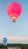 De ballons van de lucht Stock Afbeelding