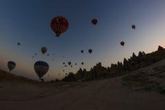 De ballons van de lucht Stock Foto