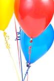 De ballons van de partij Stock Foto