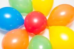De ballons van de partij Stock Afbeelding