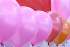 De ballons van de partij Royalty-vrije Stock Fotografie