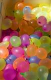 De Ballons van het water Stock Fotografie