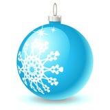 De balpictogram van Kerstmis Stock Fotografie