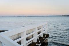 De Baltische Baai van Gdansk, Royalty-vrije Stock Foto