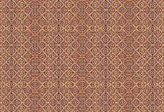 De bamboe geweven achtergrond van het textuur naadloze mooie patroon Royalty-vrije Stock Afbeelding