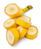 De banaan van de besnoeiing Royalty-vrije Stock Foto's