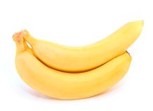 De bananen stock foto