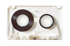 De band van de cassette Stock Foto's