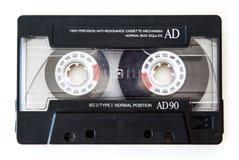 De band van de muziekcassette Stock Foto's